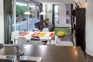 Condo for rent / Condo à louer (2bdr, 2bathr) Metro Namur. CDN