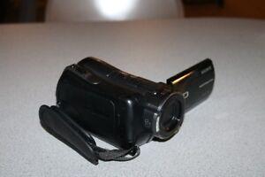 camera video sony  hdr sr11