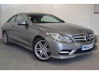 2012 62 MERCEDES-BENZ E CLASS 3.0 E350 CDI BLUEEFFICIENCY SPORT 2D AUTO 265 BHP