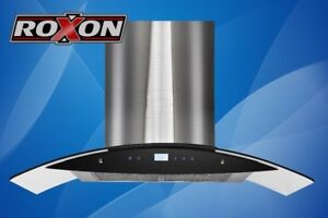 Kitchen Wall Mount Chimney Exhaust  Range Hood Fan  From $299