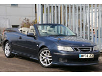 Saab 9-3 2.0T auto 2004 Aero BARGAIN PRICED QUICK SALE+DO NOT MISS+HIGH QUALITY