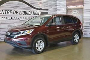 2016 Honda CR-V Lx+awd