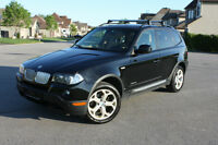 2010 BMW X3 30i - Fully equipped, Executive Crossover