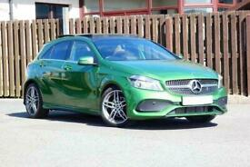 image for 2017 Mercedes-Benz A Class A180d AMG Line Hatchback Diesel Automatic
