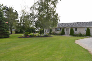 Fully Updated Home On A Beautiful Country Setting