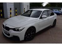 2015 16 BMW 3 SERIES 3.0 335D XDRIVE M SPORT 4D AUTO-1 OWNER-M PERFORMANCE KIT-B