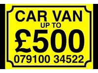🇬🇧 Ø791ØØ34522 WANTED CAR VAN BIKE 4x4 FOR CASH BUY MY SELL YOUR SCRAP COLLECT IN 1 HOUR A8