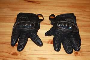 Mens Motorcycle gloves