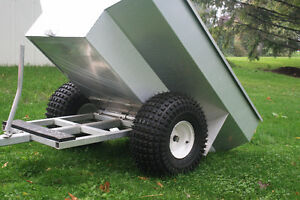 Aluminum ATV Dump Trailer Kitchener / Waterloo Kitchener Area image 4