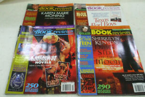 Romantic Times/RT Book Reviews Magazines
