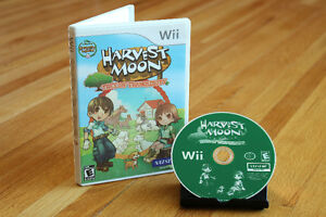 Harvest Moon Tree of Tranquility for the Nintendo Wii