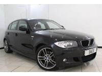 2011 11 BMW 1 SERIES 2.0 116D PERFORMANCE EDITION 5DR 114 BHP DIESEL