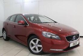 2014 64 VOLVO V40 1.6 D2 SE 5DR AUTOMATIC 113 BHP DIESEL