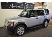 2005 54 LAND ROVER DISCOVERY 3 2.7 3 TDV6 HSE 5D AUTO 188 BHP 7 SEATS DIESEL
