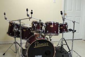 Premier Maple Drum Kit - Like NEW