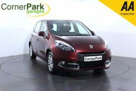 2013 RENAULT SCENIC DYNAMIQUE TOMTOM DCI MPV DIESEL