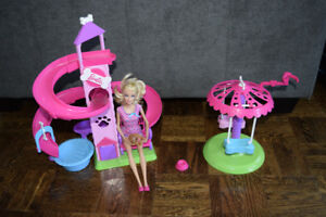 Barbie Play Sets - $25 for the lot