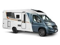 Burstner Travel Van 590G Low-Profile 2.3 Manual Diesel