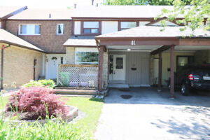 BRAMPTON, FOR RENT, WHOLE HOUSE, RENOVATED !