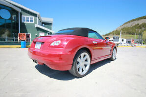 2007 Chrysler Crossfire Roadster Limited - Price reduced!