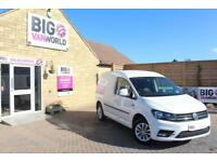 2016 VOLKSWAGEN CADDY C20 TDI 102 HIGHLINE BMT PANEL VAN DIESEL