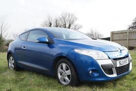 2011 Renault Megane VVT Dynamique 1.6 110bhp Coupe **NEW YEAR BARGAIN - OFFERS*