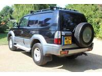 2002 52 TOYOTA LAND CRUISER 3.0 VX 8-SEATS D4-D 5D AUTO 161 BHP DIESEL