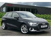 2020 Audi A3 Sportback Sport 30 TFSI 110 PS 6-speed Hatchback Petrol Manual