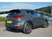 2018 Kia Sportage 1.6 GDi ISG 2 5dr Estate Estate Petrol Manual
