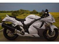 Suzuki GSX 1300 R 2013**ABS, BREMBO BRAKES, ADJUSTABLE SUSPENSION, SHIFT LIGHT**