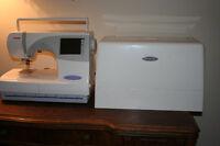 Janome Memory Craft 9700 sewing machine