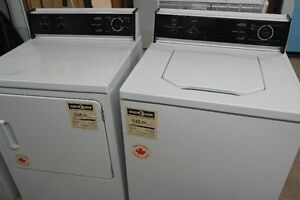SUPER CAPACITY WASHER AND DRYER PAIR