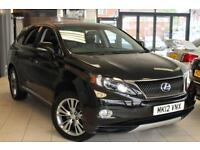 2012 12 LEXUS RX 3.5 450H ADVANCE PAN ROOF 5D AUTO 295 BHP