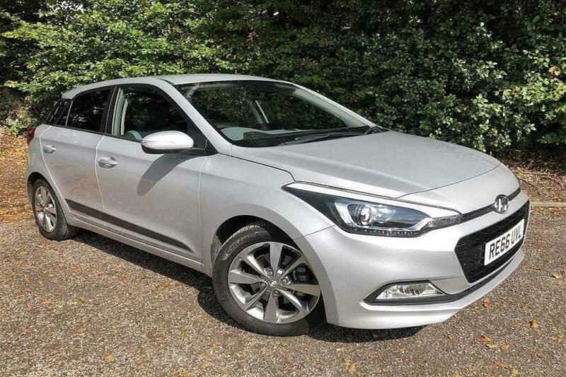 2016 Hyundai i20 1.0 T-GDi Premium (ISG) (100ps) 5 Door for sale  Poole, Dorset