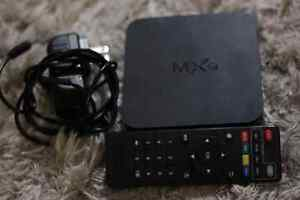 MxQ Android Box includes Remote