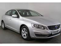 2015 15 VOLVO S60 2.0 D4 BUSINESS EDITION 4D 178 BHP DIESEL