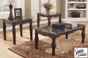 Brand NEW Northshore 3PC Table set! Call 306-343-2155!