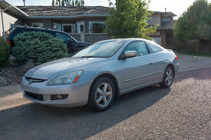 2004 Honda Accord EX-L Coupe (2 door)