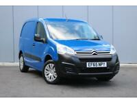 2015/65 Citroen Berlingo Van 1.6HDi Enterprise **ONLY 13000 MILES**