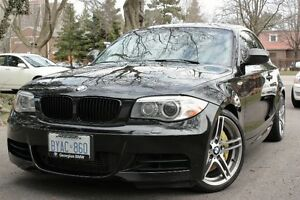 2012 BMW 135i 6 Spd. with CPO Warranty and ALL BMW Upgrades