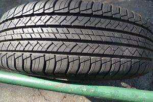 4 Michelin Latitude tour Summer 225 65 R17 with Rims (new tires)