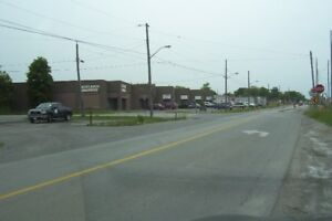3200 sq ft comm/industrial unit St Catharines