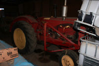 for sale Massey Harris 44 Tractor