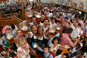 WANTED: 4 TICKETS- OCT 15 CONCORDIA OKTOBERFEST