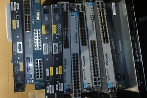 Networking equipment - Wireless Access Points, Switches, etc.