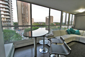 FREE DOWNPAYMENT! 7TH Floor DOWNTOWN River View Condo Renovated!