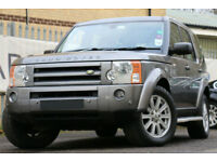 Land Rover Discovery 3 2.7TD V6 auto 2009 SE 1 OWNER FSH