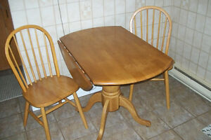 FOLD DOWN TABLE WITH 2 CHAIRS Windsor Region Ontario image 5
