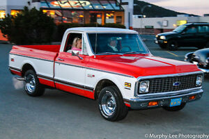 1972 Chevrolet C/10 California SWB