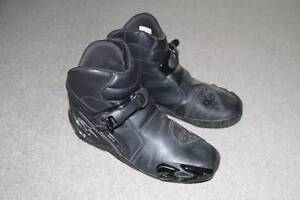 Alpinestars SMX 2 size 46 boots vgc Noranda Bayswater Area Preview